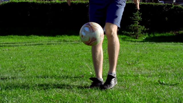 Ball-Stunts