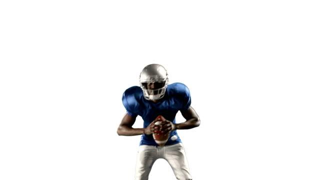 Jugador-de-fútbol-americano-jugando