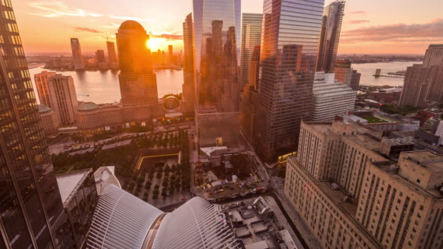 New-York-New-York-Cityscape-in-Lower-Manhattan