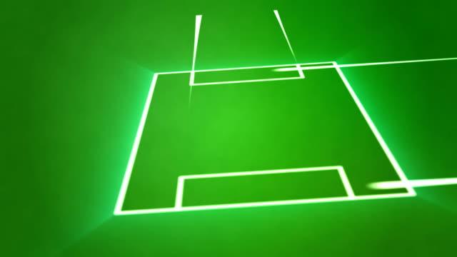 Animados-fútbol/campo-de-fútbol-americano