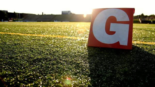 Goal-Line-Sundown