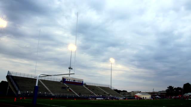 High-School-Football-Stadium-Timelapse