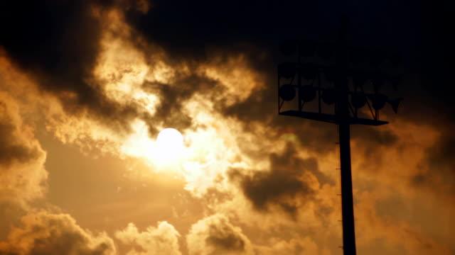 Stadium-Light-Silhouette