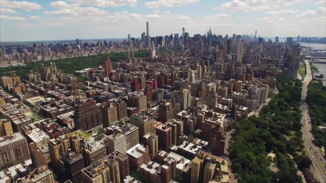 NYC-Aerial-Shot-Of-Morningside-&-Harlem