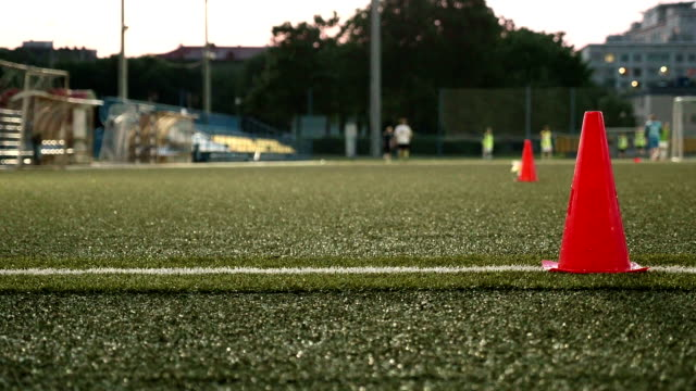 Cone-markers-for-american-football-Smooth-and-slow-slider-shot-
