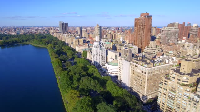 Aerial-footage-of-Central-Park-New-York
