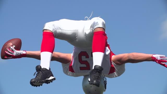 An-American-Footballer-backflips-and-Celebrates-