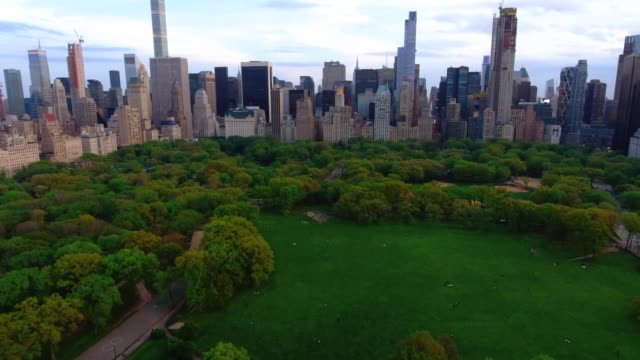 Central-Park-in-New-York-/-Aerial