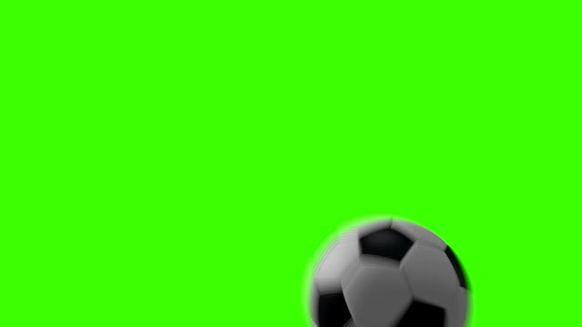 Football-Soccer-Ball-Video-Transition-on-a-Green-Screen-Background