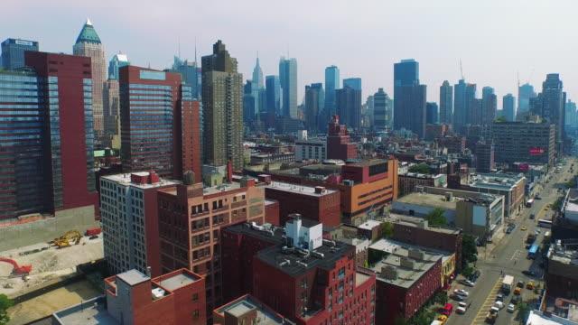 Aerial-Shot-Of-Midtown-Westside