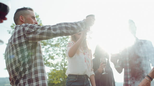 group-of-friends-cheering-togetherness-during-the-pic-nic-shot-in-slow-motion
