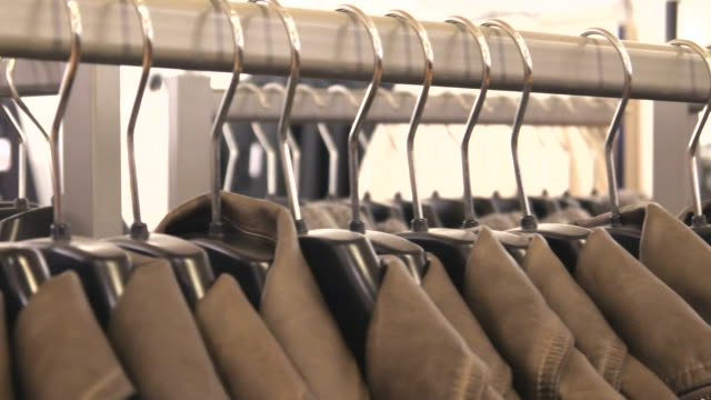 Selection-of-clothes-in-the-store