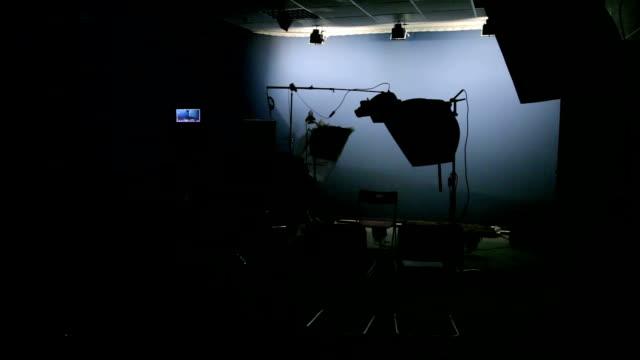 video-studio-Lichter