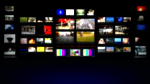 HD---TV-studio-Blurred-background