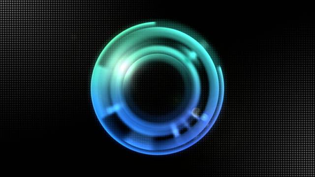 Camera-shutter-lens-virtual-animation
