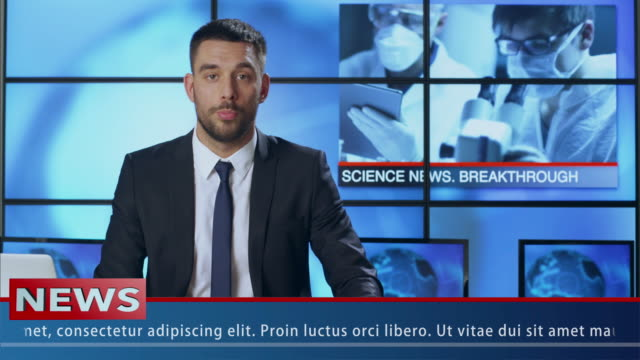Male-News-Presenter-Speaking-About-Science-and-Medical-Researches