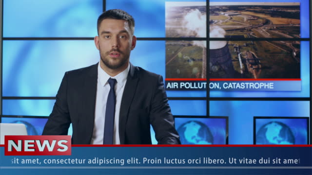 Male-News-Presenter-Speaking-About-Ecology-and-Pollution