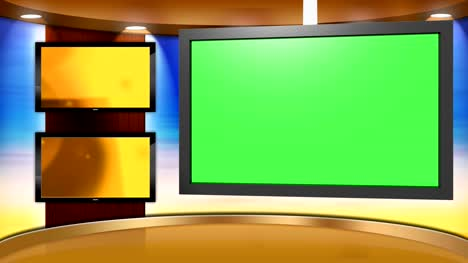 Virtual-HD-TV-Studio-Set