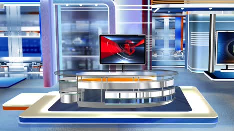 Virtual-studio-Newsroom-C3