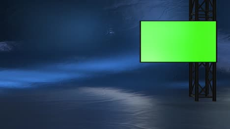 Blue-stage-virtual-set-room-backdrop-for-news-and-media-show-production