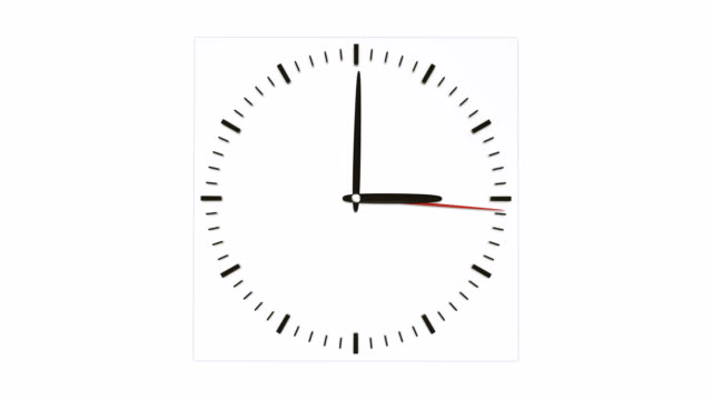 Clock-face-without-numbers-