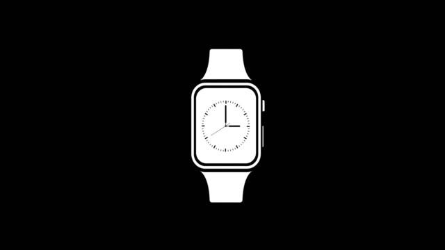 animación---fondo-de-glitch-moderno-smartwatch