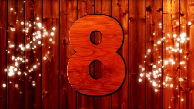 Countdown-and-Wood-Doorgate-Animation-Rendering-Background-Loop