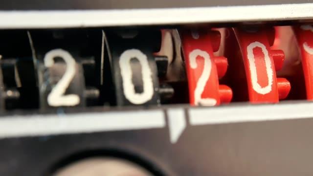 2019-2020-números-de-contador-de-año-nuevo-Sistema-de-temporizador-de-cuenta-atrás-digital-