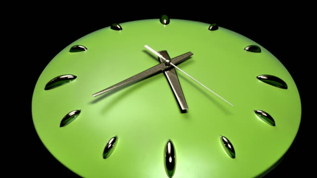 Clock-Fast-Time-Moving-Forward-High-Speed