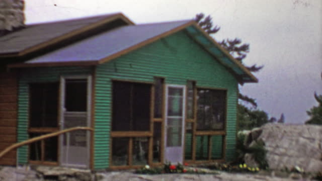 1957:-Vacation-rental-lake-home-screened-in-porch-addition-