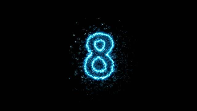 Eléctrico-y-futurista-contador-cuenta-regresiva-del-diez-al-cero-en-10-segundos