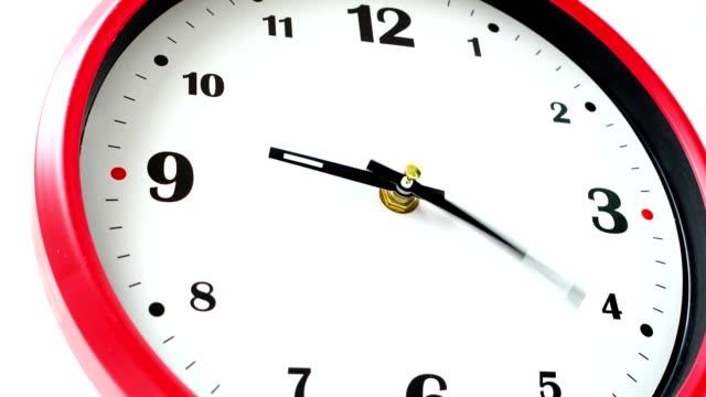 Tiro-de-horas-Lapso-de-tiempo-Disparos-con-un-escorzo-