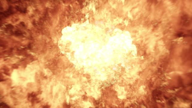 Realistic-Slow-Motion-4K-Fireball-Explosion