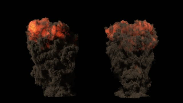 Realistic-Slow-Motion-Explosions-Includes-Alpha-Channel-4K-DCI-Format-