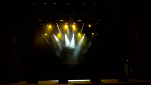 Checking-concert-lighting-equipment-before-concert