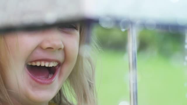Girl-Laughing-during-Rain