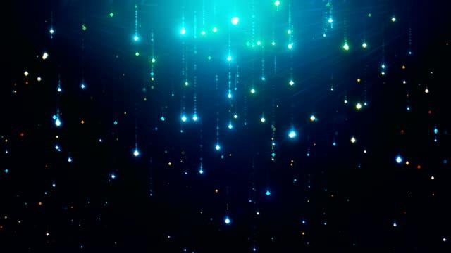 Nahtloser-abstrakt-blau-fallenden-funkeln-Regen-Glamour-Hintergrund