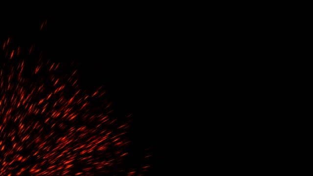 Fondo-abstracto-con-fuego-chispas