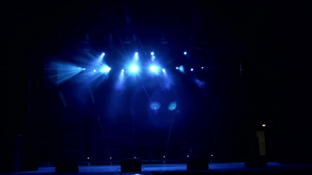 Blue-and-white-stage-lights-high-resolution-