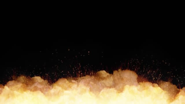 Realistic-4K-Ground-Explosion-and-Blasts-VFX-element-