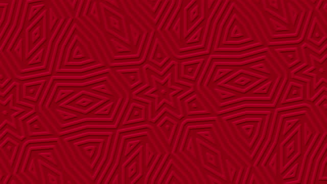 Dark-red-pure-matte-geometric-surface-background-Stylish-minimal-modern-Animation-backdrop-motion-design-