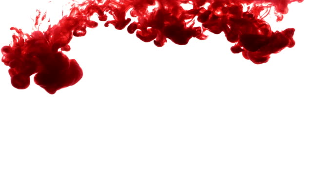 tinta-roja-como-la-sangre-se-ha-caído-al-agua-cámara-lenta-sobre-fondo-blanco