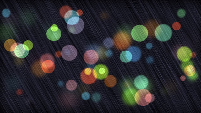 Bokeh-with-depth-of-field