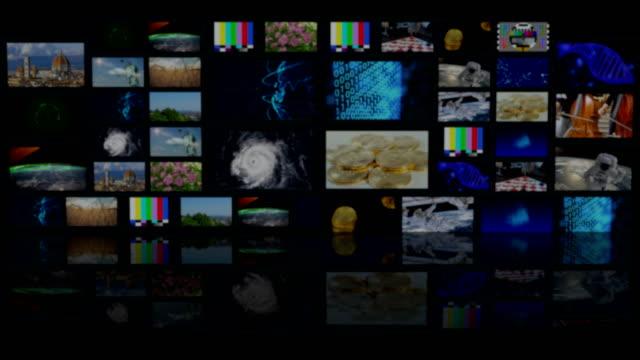 Estudio-virtual-de-tv-está-diseñado-para-ser-usado-como-fondo-virtual-en-una-pantalla-o-croma-clave-video-Producción-verde-Sin-fisuras-bucle-