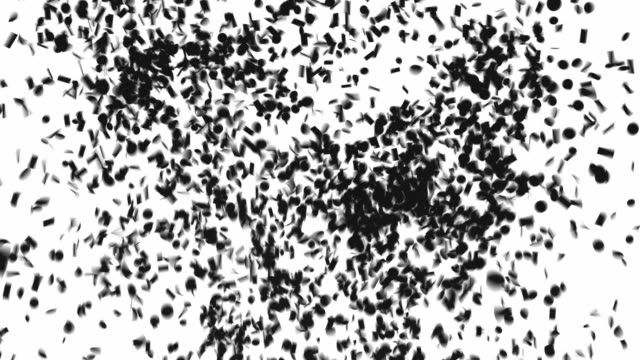 Explosión-de-confeti-viernes-blanco-y-caer-Imágenes-de-animación-de-pantalla-verde-