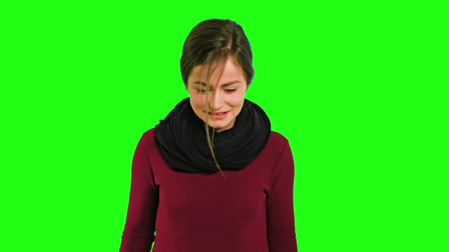Una-señora-joven-furioso-y-llorando