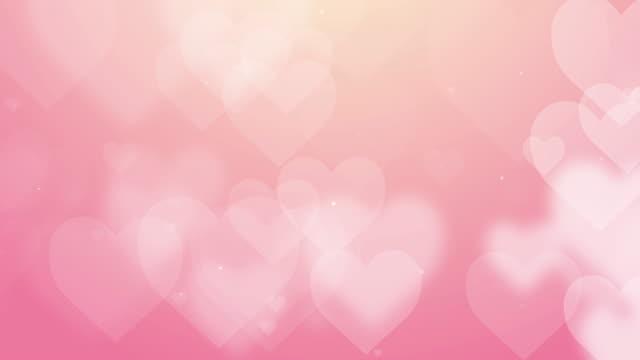 4k-Heart-Bokeh-Heaven-Feel-Animation-Background-Seamless-Loop-