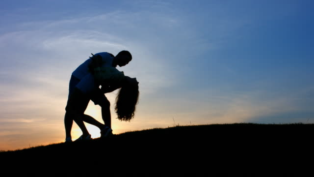 Evening-meeting-of-lovers-outdoors-