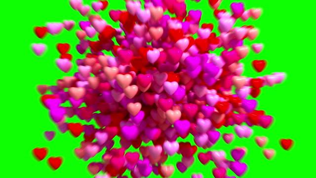 4K-Heart-Icon-Explosion-Green-Screen-