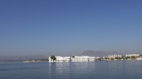 Taj-Lake-Palace-on-lake-Pichola-in-Udaipur-Rajasthan-India